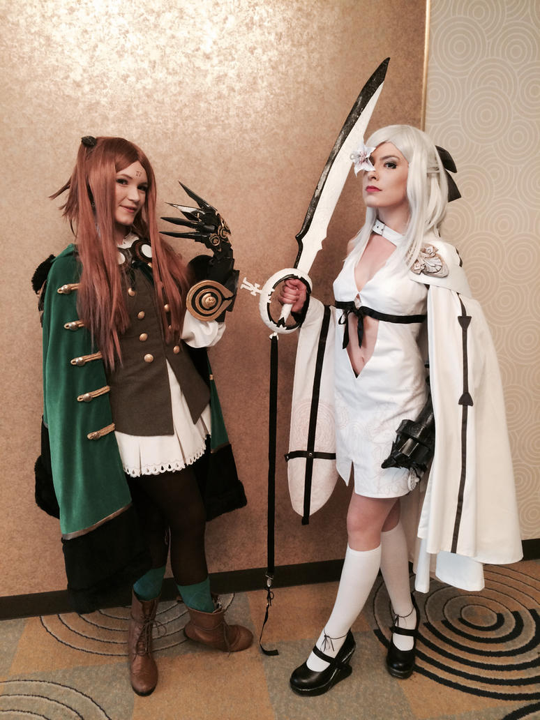 Four and Zero - Prejudging by Rinaca-Cosplay