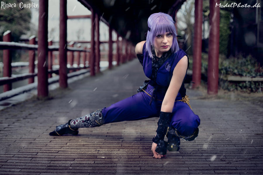 Let's see how strong you are by Rinaca-Cosplay