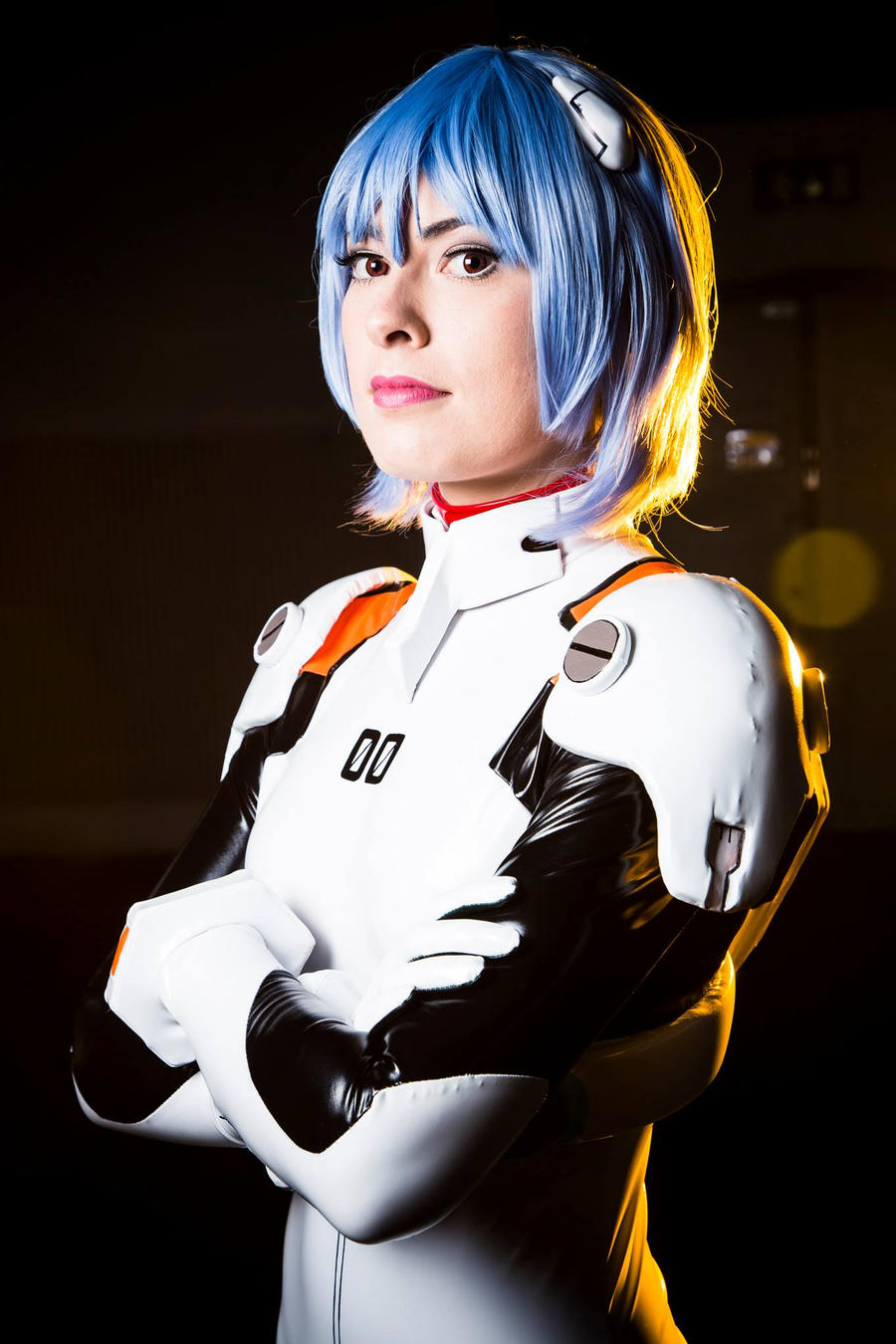 Ayanami Rei by Rinaca-Cosplay