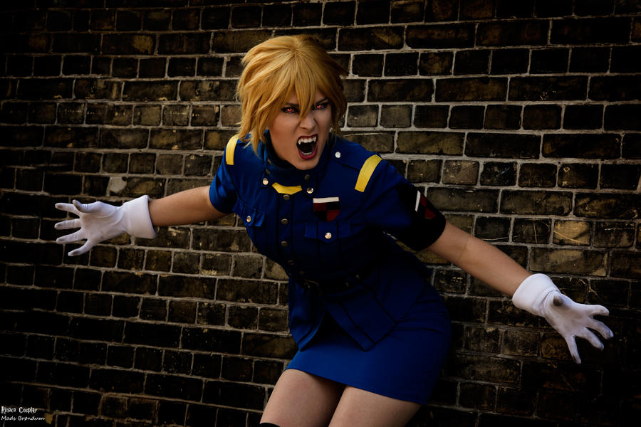 Make Them Pay by Rinaca-Cosplay