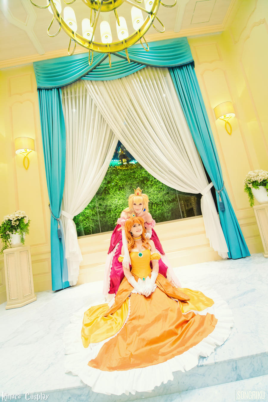 Princess Daisy of Sarasaland