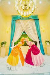 Sweet Princess Kisses by Rinaca-Cosplay