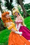 Nintendo princesses