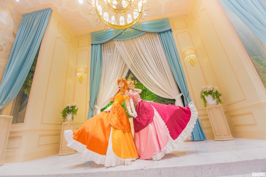 Pretty Princesses by Rinaca-Cosplay