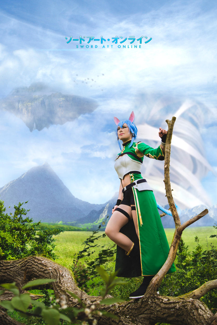 Link Start by Rinaca-Cosplay