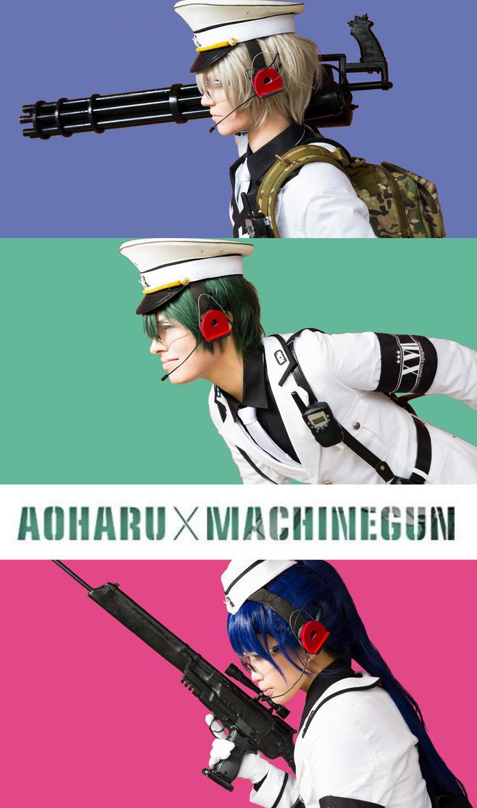 Team Hoshishiro by Rinaca-Cosplay