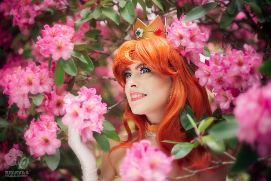 Fair like a flower by Rinaca-Cosplay