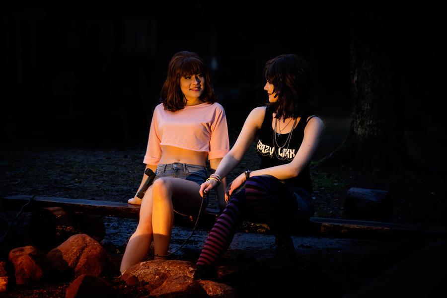 Campfire by Rinaca-Cosplay