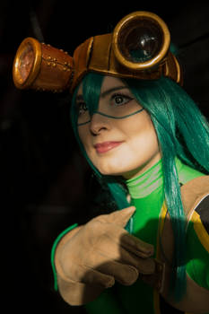 Froppy goggles
