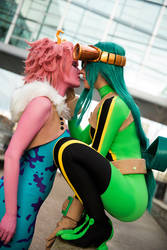 Unexpected romance by Rinaca-Cosplay
