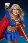 Never fear, Supergirl is here by Rinaca-Cosplay