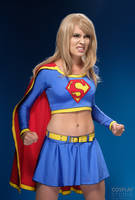 I'm Supergirl. This is my life.