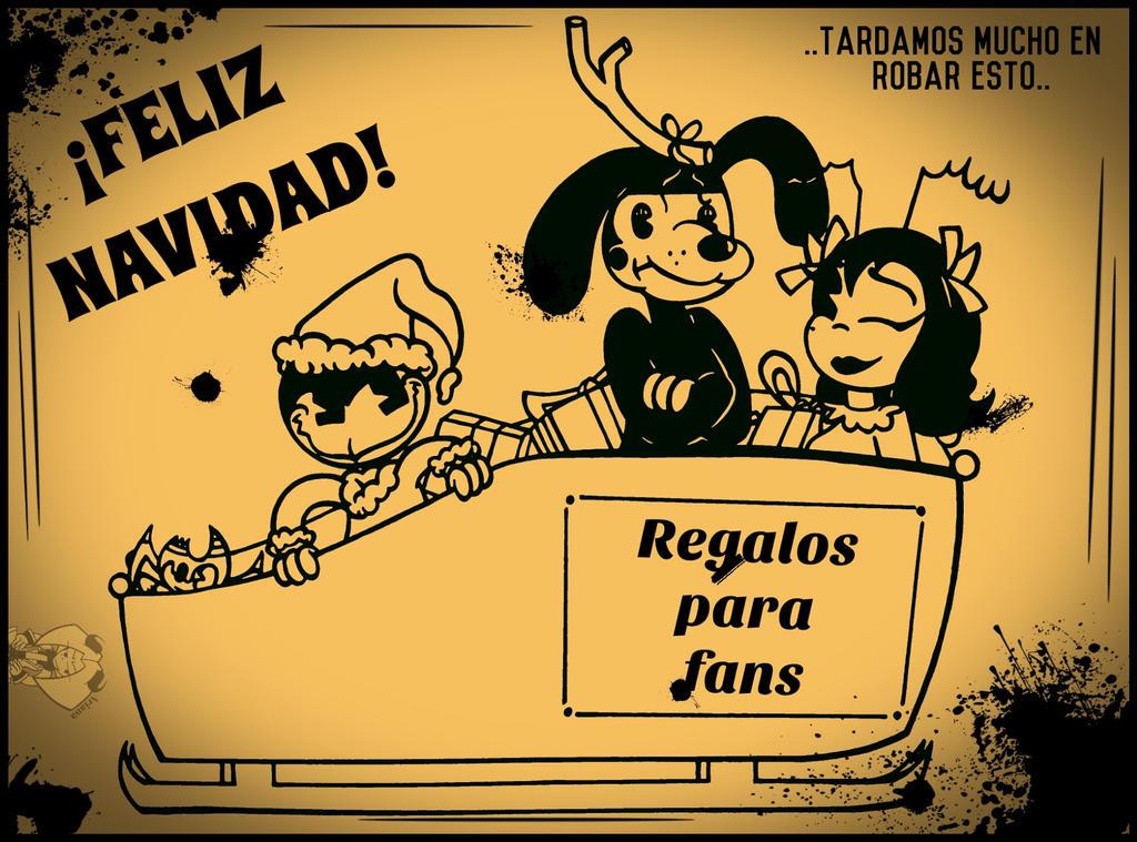 Feliz navidad (atrasada) by Solo-soy-A