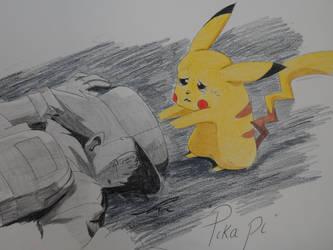 Pika Pi by Adi-Arty