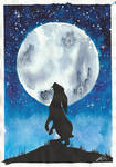 Moon hare by Adi-Arty