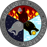 Wolves Insignia by HappyDarkCity