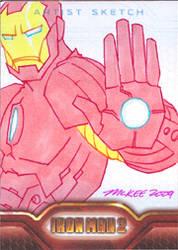 Iron Man 2: ironman by gmckee