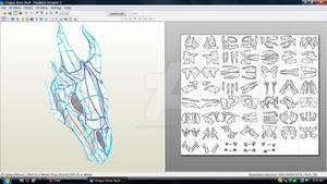 Skyrim Dragon Bone Skull Download
