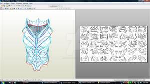 Skyrim Daedric Male Torso Download