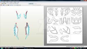 Skyrim Daedric Female Torso Pieces Download