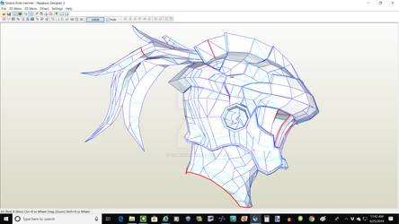 Goblin Killer Helmet