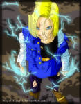Future Android 18-