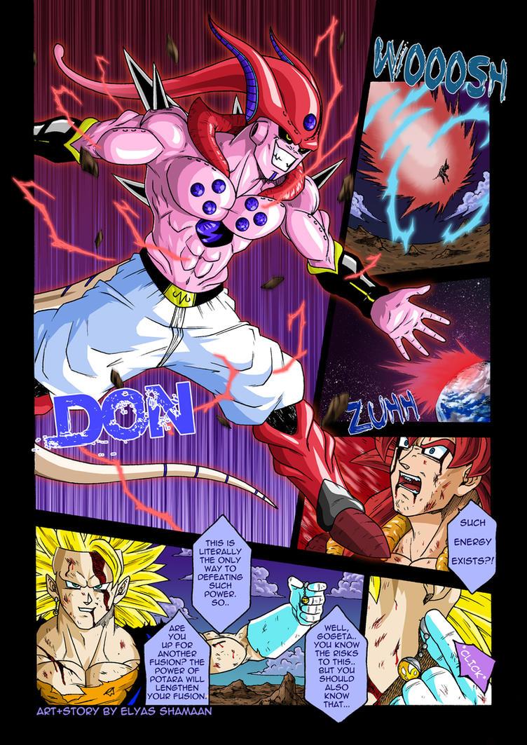 Dragon Ball Final War P2 by Elyas11