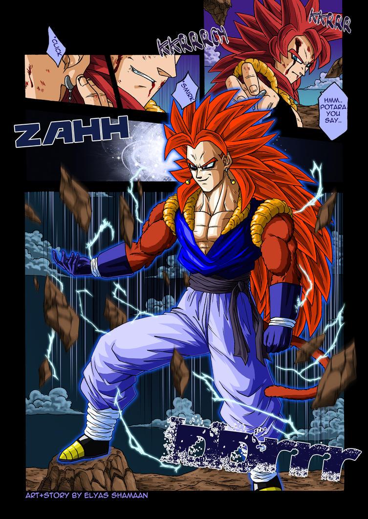 Dragon Ball Final War P3 by Elyas11
