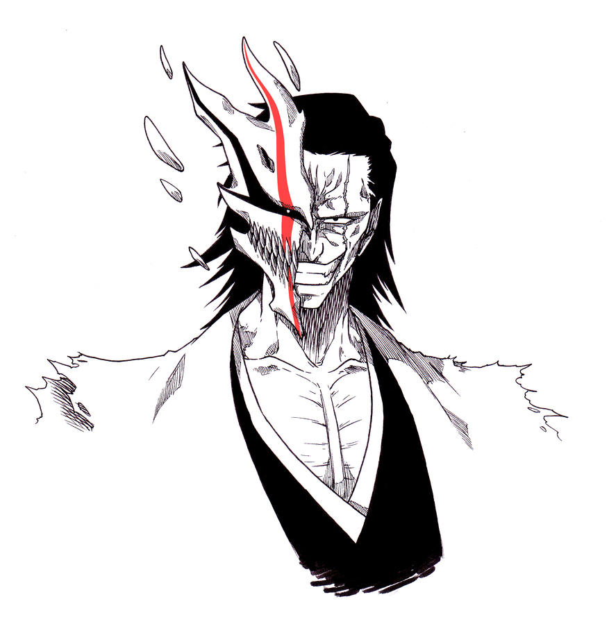 Hollow Mask 2 By ElyasArts On DeviantArt