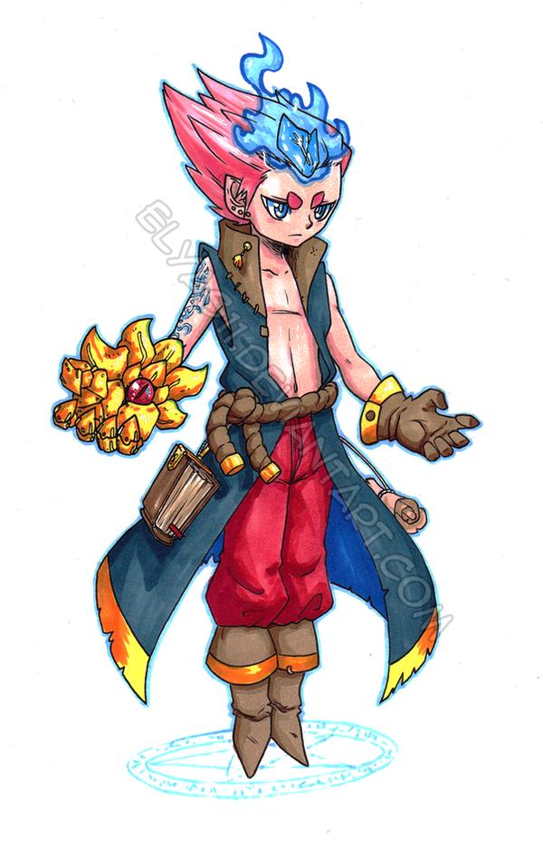 Wizard #1 by Elyas11