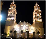 Cathedral of Morelia by KattyJL