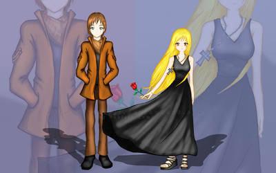.::Juliette and Alexander::.