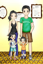.::Family Photo 2::. by KattyJL