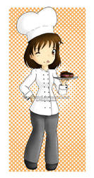 My favorite chef by KattyJL