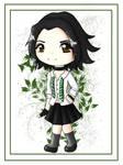 Little Senshi by KattyJL
