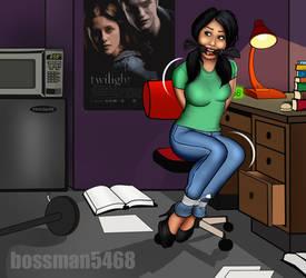 Dorm Room Theft (Study Break) continued....