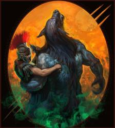 wolf by Cynic-pavel