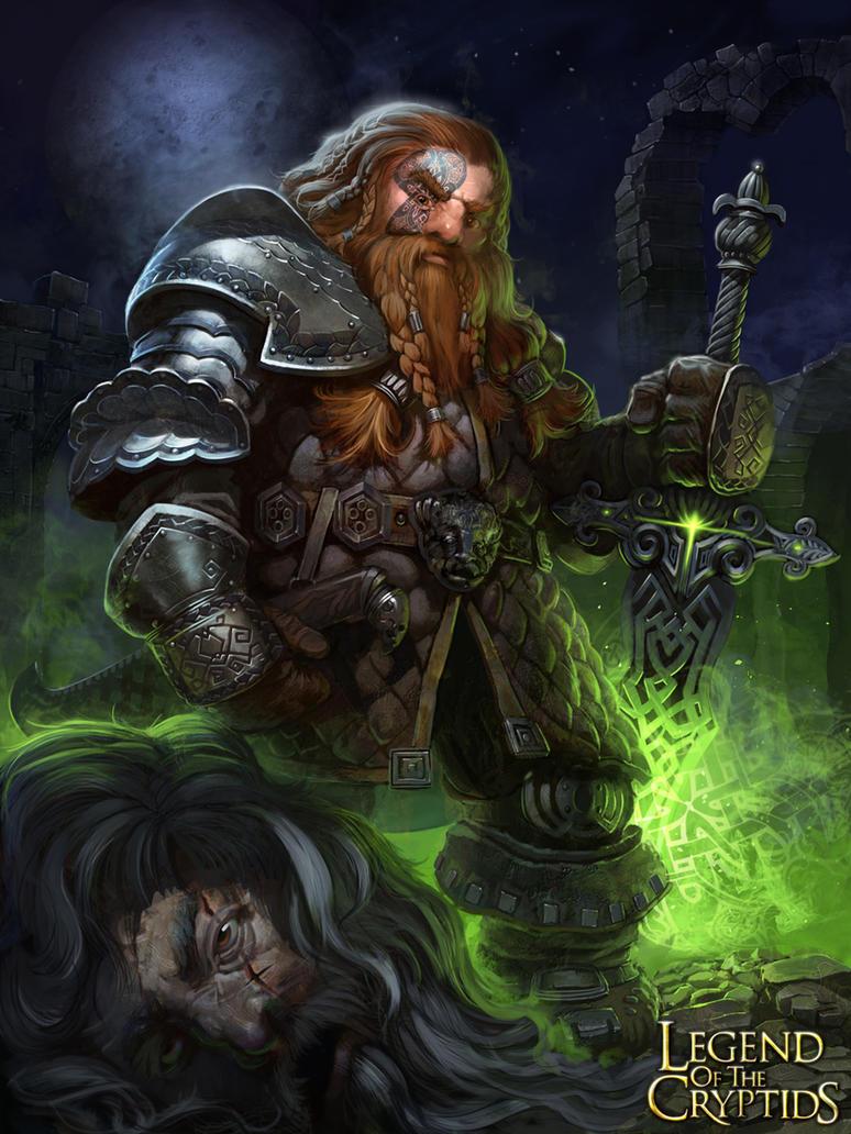 Dwarf by Cynic-pavel