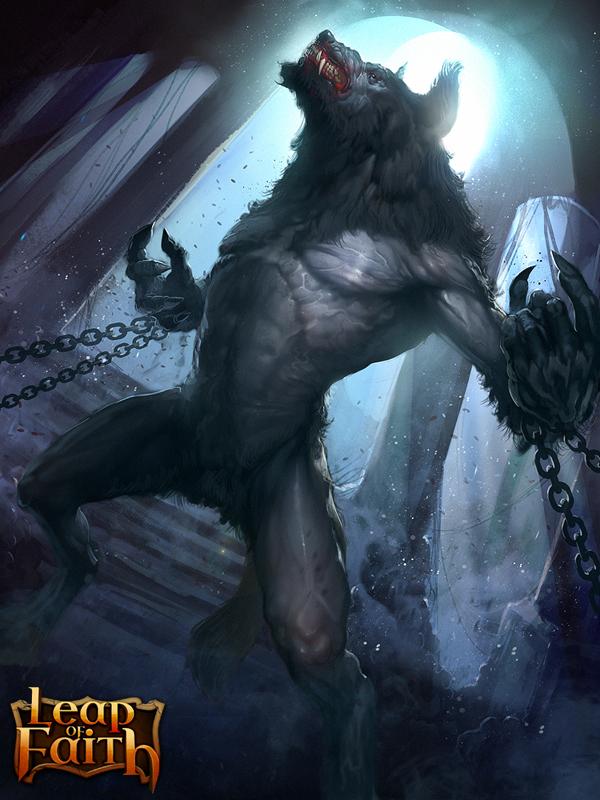 Werwolf Regular by Cynic-pavel