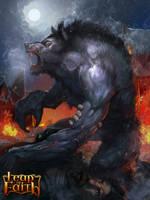 Werwolf Advanced by Cynic-pavel