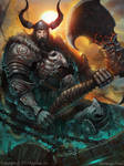 Valhalla warrior advanced