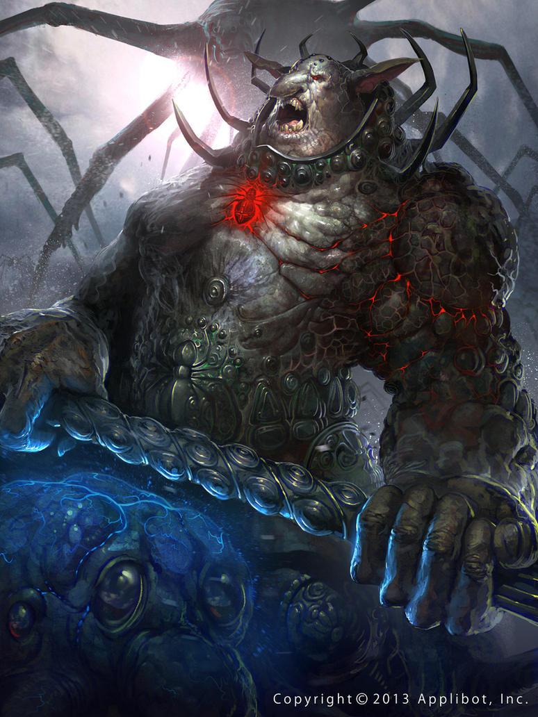 Demonic Goblin by Cynic-pavel