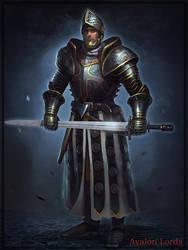 Templar Knight by Cynic-pavel