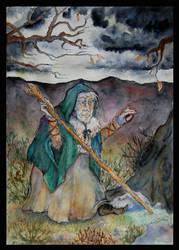 Old Hag by meteoro-nayade
