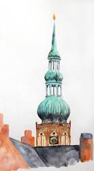 St Nikolai Dom
