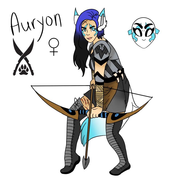 Auryon by BuckshotBandit