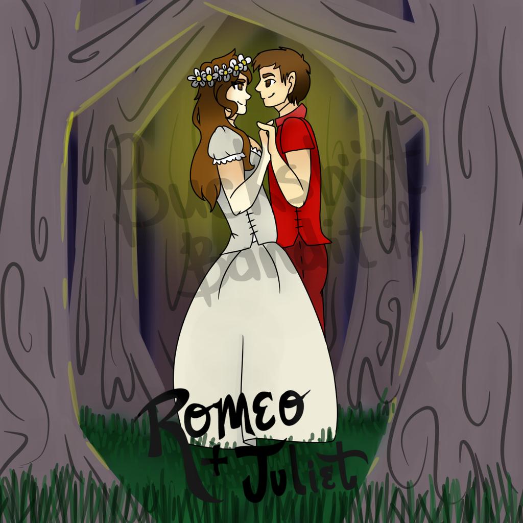 Romeo and juliet by BuckshotBandit