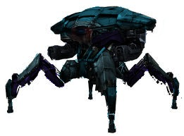 the nocturnal scavenger discovery mech by Anthony2001