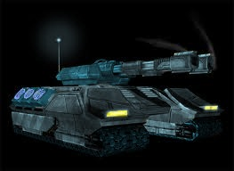 lyoko sniper tank by Anthony2001
