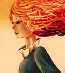 Brave: Merida by blu-ion
